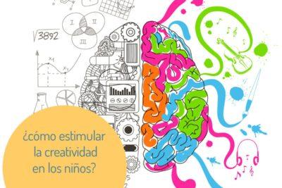 ¿cómo estimular la creatividad en los niños?