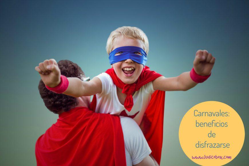Carnavales: beneficios de disfrazarse a menudo