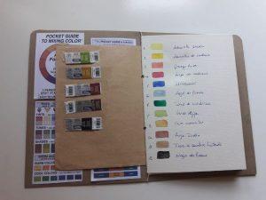 cuaderno de artista interior