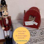¿ Como hacer un buzón de correo mágico reciclando ?