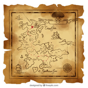 Manualidades piratas para niños y niñas aventureros