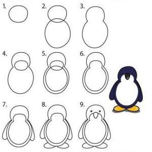 actividades con temática pingüinos