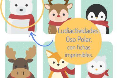 Oso polar: actividades, manualidades y curiosidades.