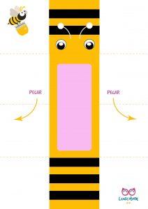 Marioneta abeja