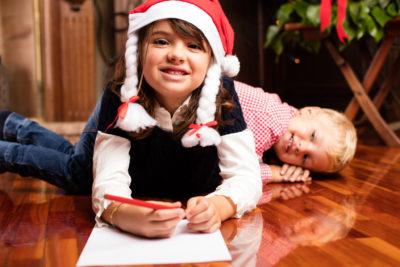 Carta para los Reyes y Papá Nöel: deseos Navideños.