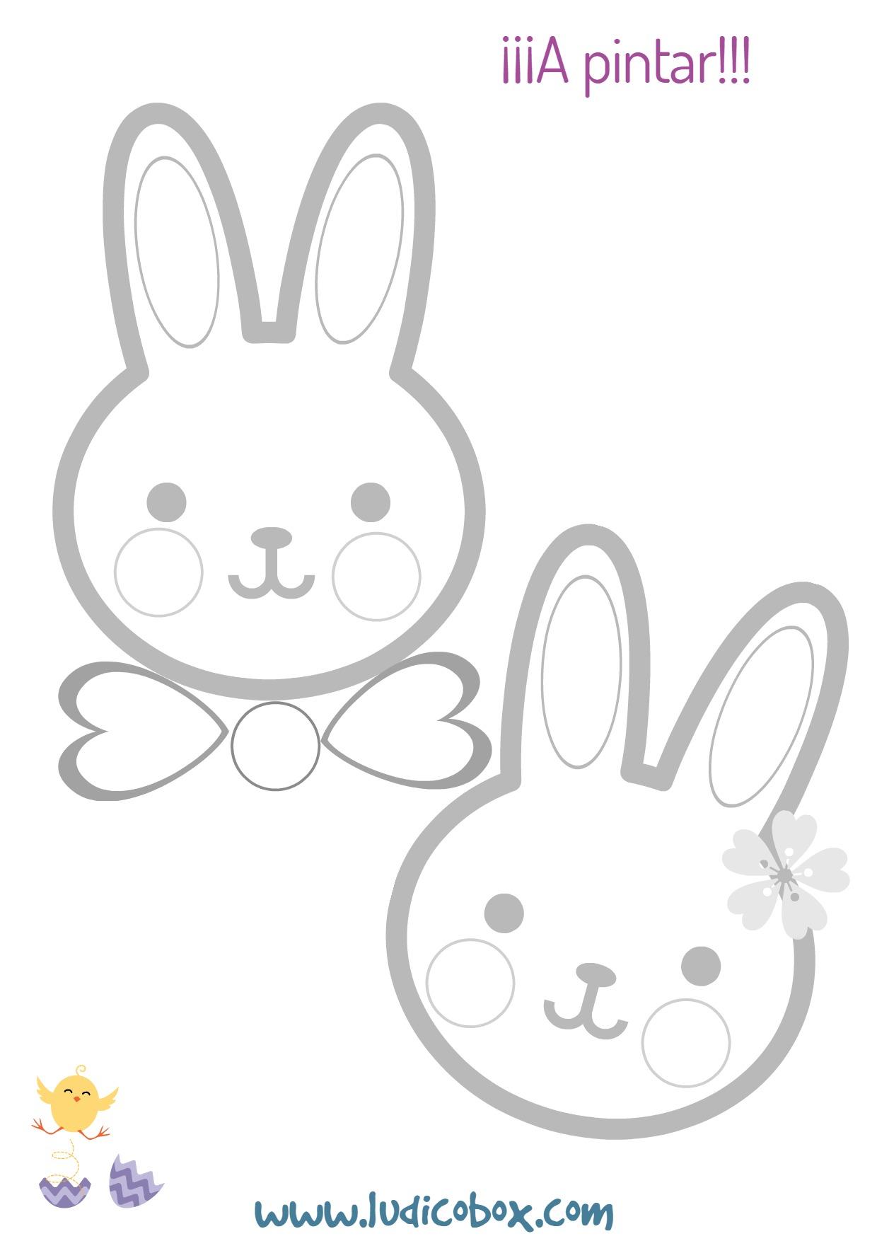 Manualidades de Pascuas fáciles para niños. | Ludicobox