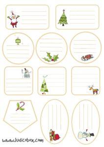 Imprescindibles Navidad: imprimibles navideños para niños
