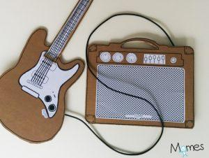 ¿como hacer instrumentos musicales caseros reciclando?