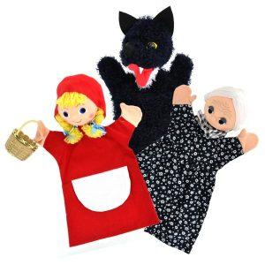 hacer marionetas o titeres