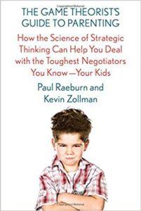 ¿Cómo negociar con niños? educar con la teoría de los juegos