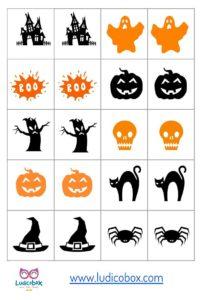 Manualidades fáciles con niños para Halloween